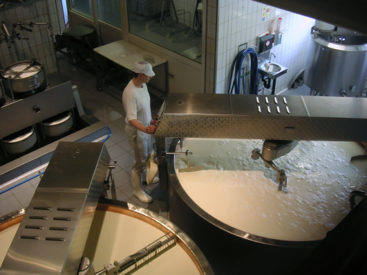 Creamery Automation